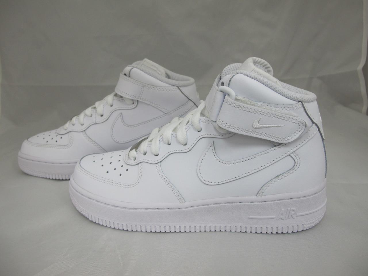 junior nike air force 1 white