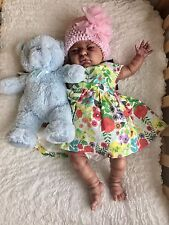 Newborn Ethnic Reborn Baby  20 Inches Long Full Limbs