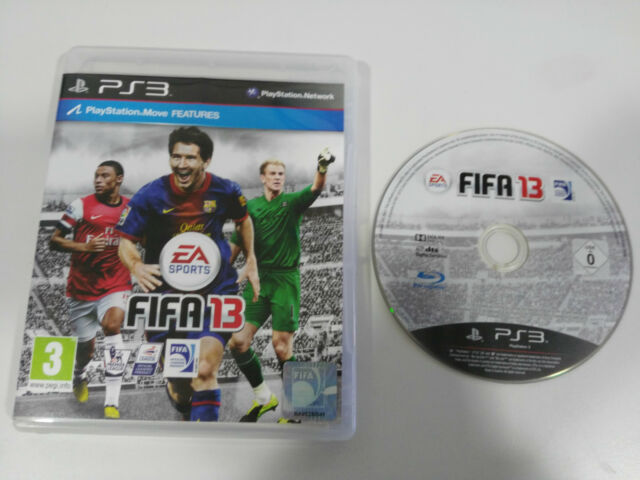 Fifa 13 English EA SPORTS - Jeu De PLAYSTATION 3 PS3 sony - Am