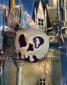 Disney-Parks-Halloween-2019-Evil-Queen-Poison-PURPLE-Apple-GLOW-CUBE-NEW-In-Hand