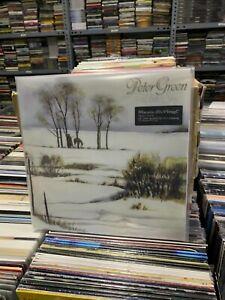 Peter Green LP White Sky Black Vinyl 2020