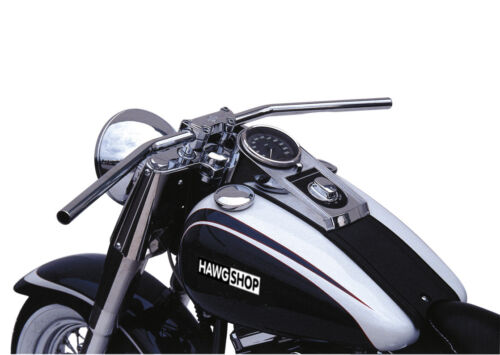 TRW Handlebar Drag bar Long Chrome with ABE for Yamaha XV 750 Se Virago