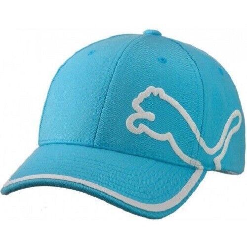 35d85f3dabc ... best puma monoline relaxed fit mens golf cap blue ebay 8151d 62fa9