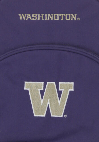 Purple Washington Huskies NCAA Kids Mini Backpack School Bag