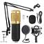 BM-800-karaoke-microphone-BM800-studio-condenser-mikrofon-mic-bm-800-For-KTV thumbnail 9