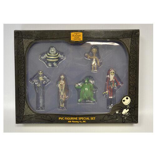 Nightmare Before Noël - PVC Figurines Special Set Jun Planning