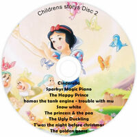 Children Stories on CD 9 Classic Children's Story Kids books Audio 2