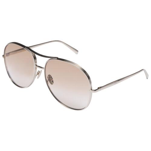Chloé Damen Freizeit UV-Filter Oval Sonnenbrille schwarz blau grau rot gold neu