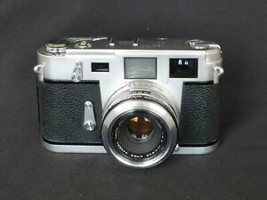 Aires-IIIC-Rangefinder-Camera-with-45mm-f-2-4-Lens-Refurbished-Ready-to-Shoot
