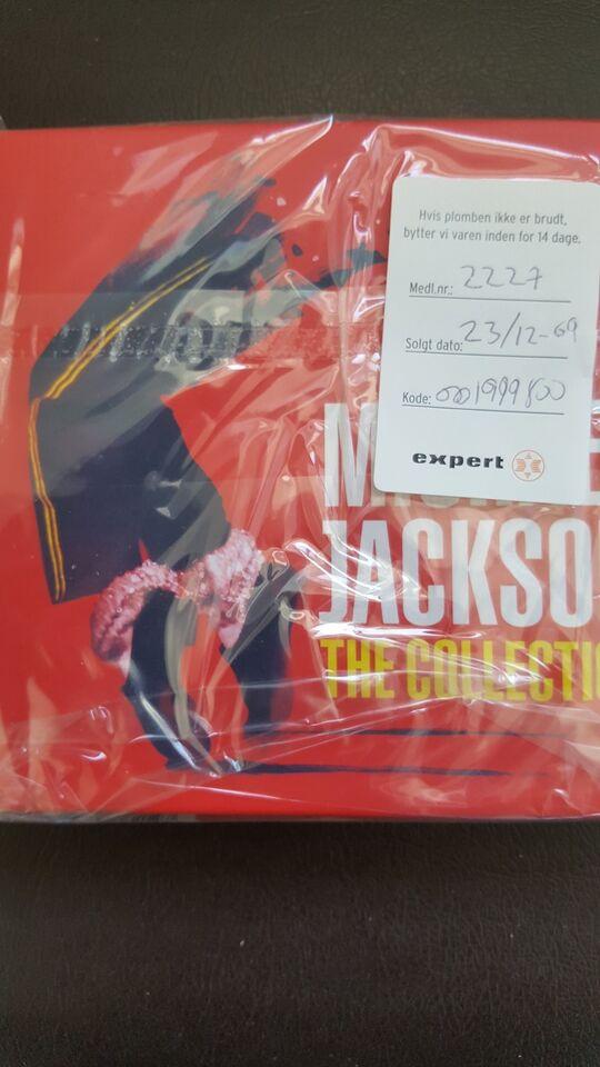 Michael Jackson: The Collectiom, pop