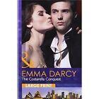 The Costarella Conquest by Emma Darcy (Paperback, 2012)