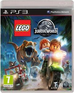 Ps3-gioco-LEGO-Jurassic-World-dinosauri-Merce-Nuova