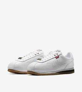 sports shoes 2102f 0ea29 Details about Nike Cortez Basic MC QS Mister Mr Cartoon LA White/Gum/Black  AA4875-100