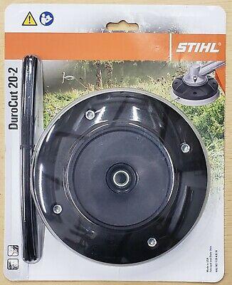 STIHL TRIMMER DUROCUT 20-2 MOWING HEAD FS80 FS90 FS250 MORE 4002 710 2182 OEM