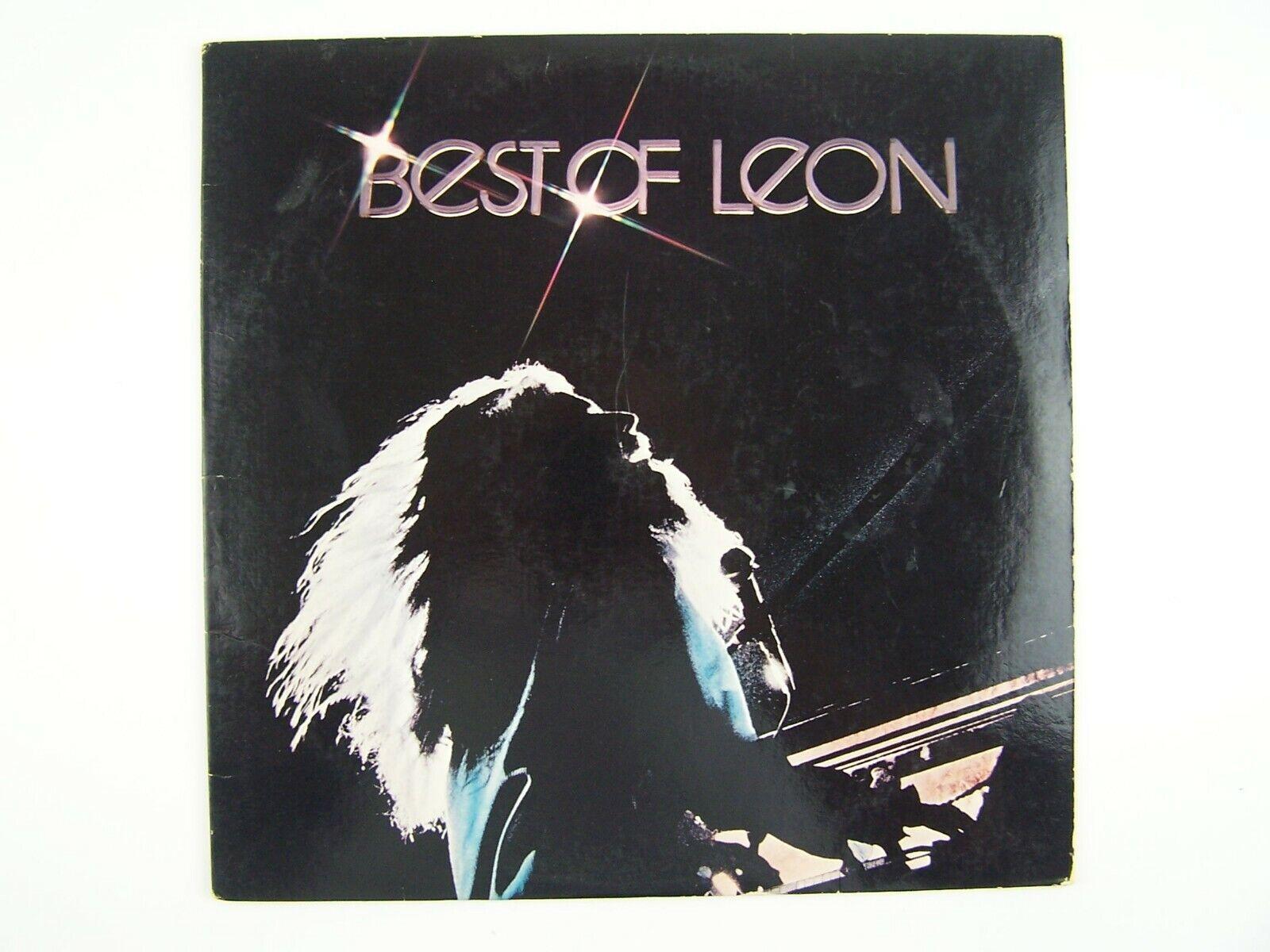 Leon Russell - Best Of Leon Vinyl LP Record Album SRL-5