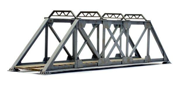 Dapol C003 Plastic Model Railway Kits OO HO Gauge Scale Railway - Girder Bridge