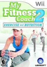 My Fitness Coach 2: Exercise and Nutrition - Nintendo  Wii Game