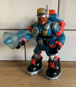 Rescue-Heroes-Fisher-Price-Mattel-Figura-de-Accion-1999-policia-Vintage