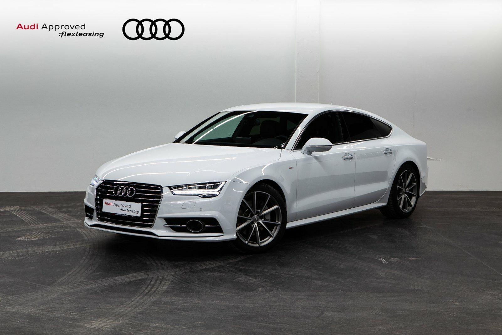 Audi A7 3,0 TDi 272 SB quattro S-tr. 5d - 3.990 kr.