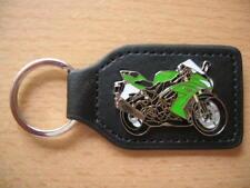Schlüsselanhänger Kawasaki ZX10R / ZX 10 RModell 2008 grün Motorrad Art. 1080