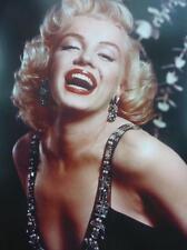 Classic Hollywood Film Star Poster Marilyn Monroe Sex Symbol Portrait 1952 A3