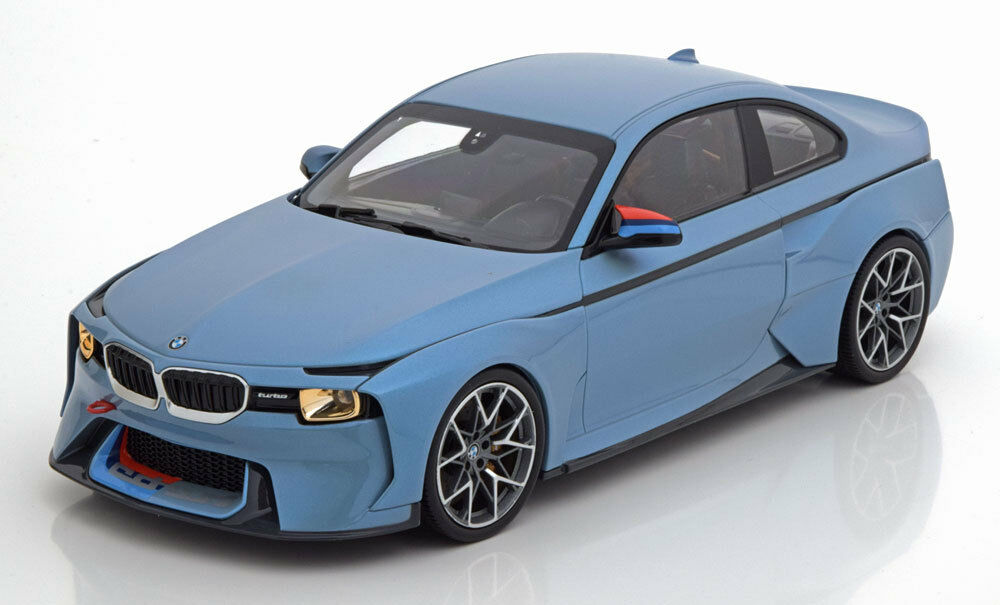 Norev 2018 BMW 2002 Hommage Collection Marchand Edition 1 18 Échelle Neuf