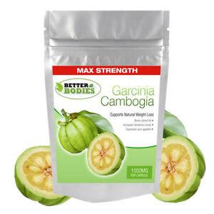 120-Garcinia-Cambogia-Pure-Detox-Slimming-amp-Weight-Loss-Fat-Burn-Capsules-Pills