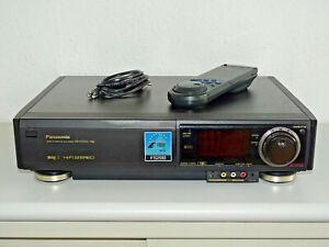 Panasonic NV-FS200 S-VHS Videorecorder inkl. FB&BDA, 2 Jahre Garantie