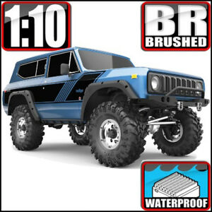 Redcat-Racing-Gen8-Scout-II-1-10-Scale-4WD-Brushed-RC-Crawler-Blue-NEW
