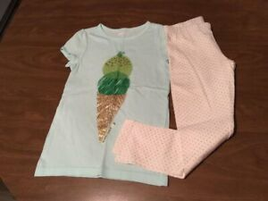 Girl-039-s-Crazy-8-Legging-Outfit-Size-5-6