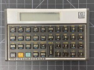 Vintage Hewlett Packard HP 11C Calculator