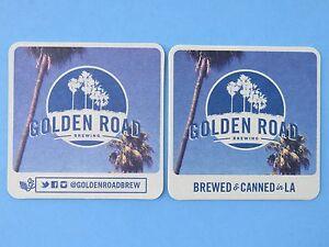 2 Bière dessous de Verre ~ Golden Route Brewing > Brewed & Canned la ~ Los 1sEzaQ6T-09163420-729763633