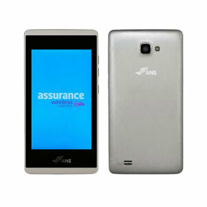ANS-UL40-Sprint-4G-LTE-Silver-Quad-Core-WiFi-Camera-Android-Smartphone