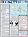 Political Science Laminate Reference Chart by BarCharts Inc 9781572226920 2002