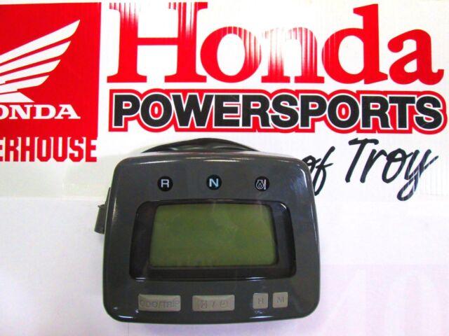 GENUINE HONDA OEM 2006 TRX350 TE SPEEDOMETER DISPLAY CLUSTER 37200-HN4-M71