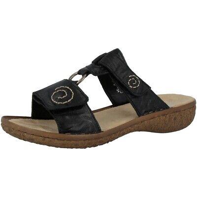 Rieker Massa Schuhe Damen Sandalen Pantoletten Freizeit