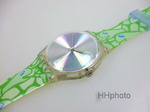 Swatch-034-Time-to-Dance-034-With-Schildkroten-armband-Turtles-New-Very-Rarely