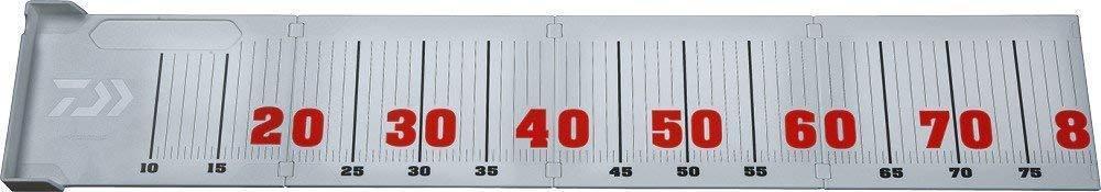 DAIWA Fishing Folding Board Ruler Scale 0 to 80cm
