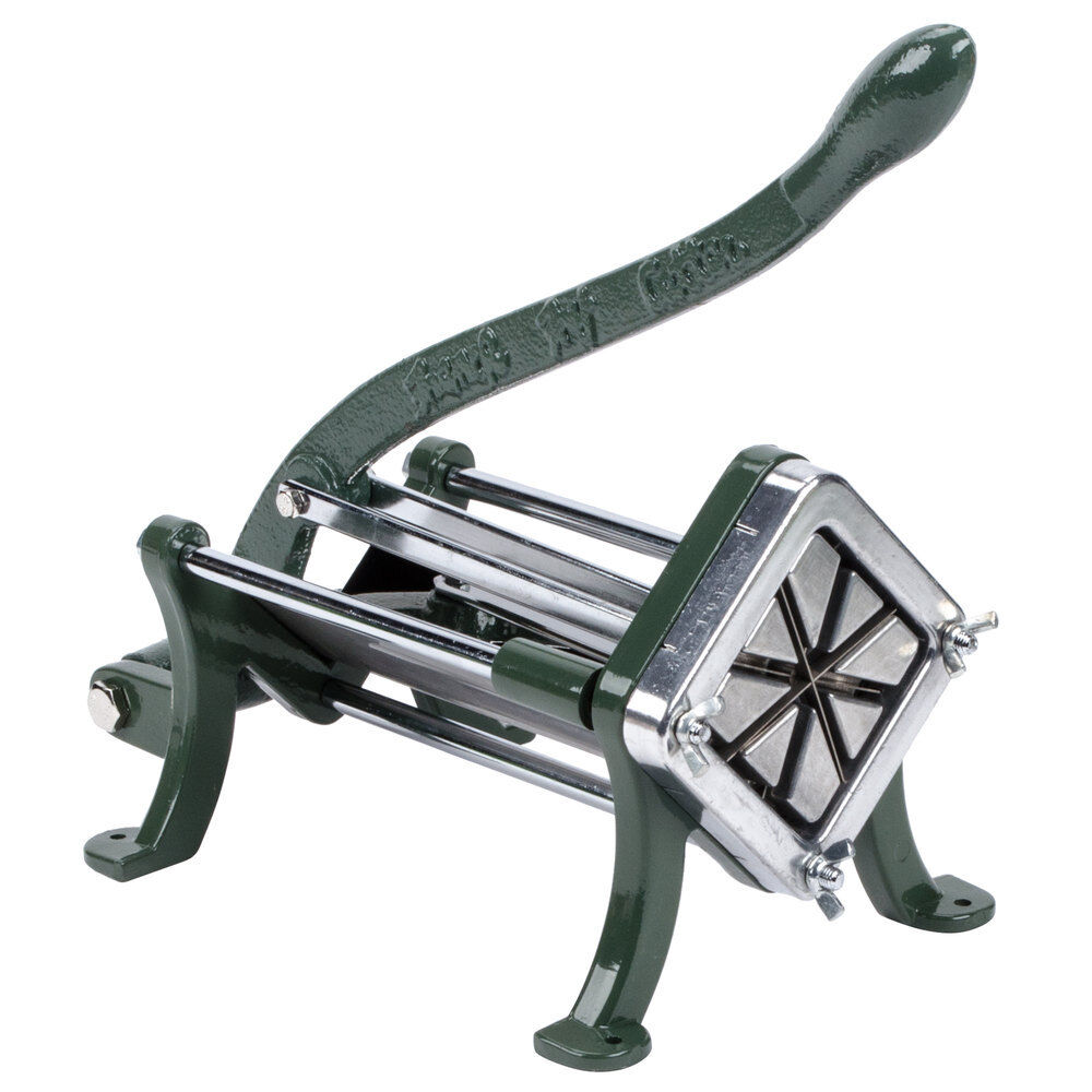 Potato Wedge Cutter - 8 Wedge French Fry Cutter   Slicer