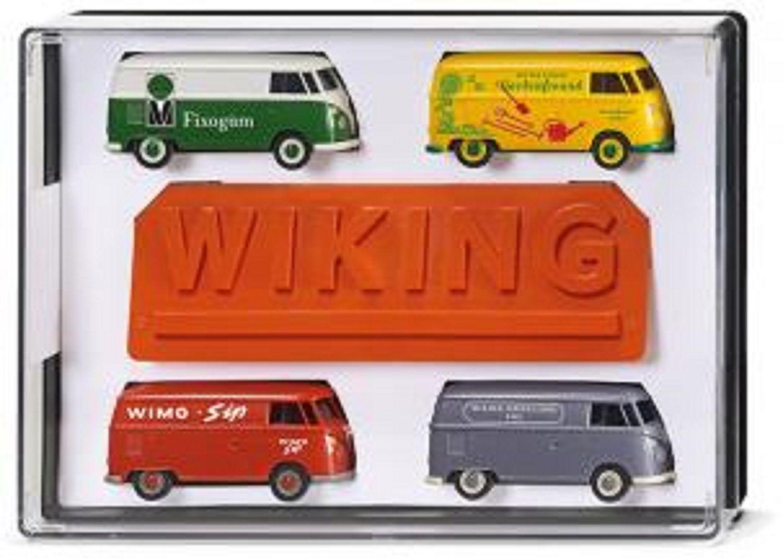 Wiking 217001-Cadeau Conditionnement VW t1 BUS _ Nouveau Neuf dans sa boîte