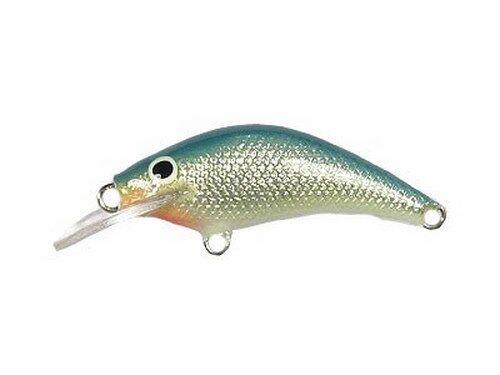 HANDMADE lure for trout VARIOUS COLOURS Krakusek NR2 3,5-4,5cm floating