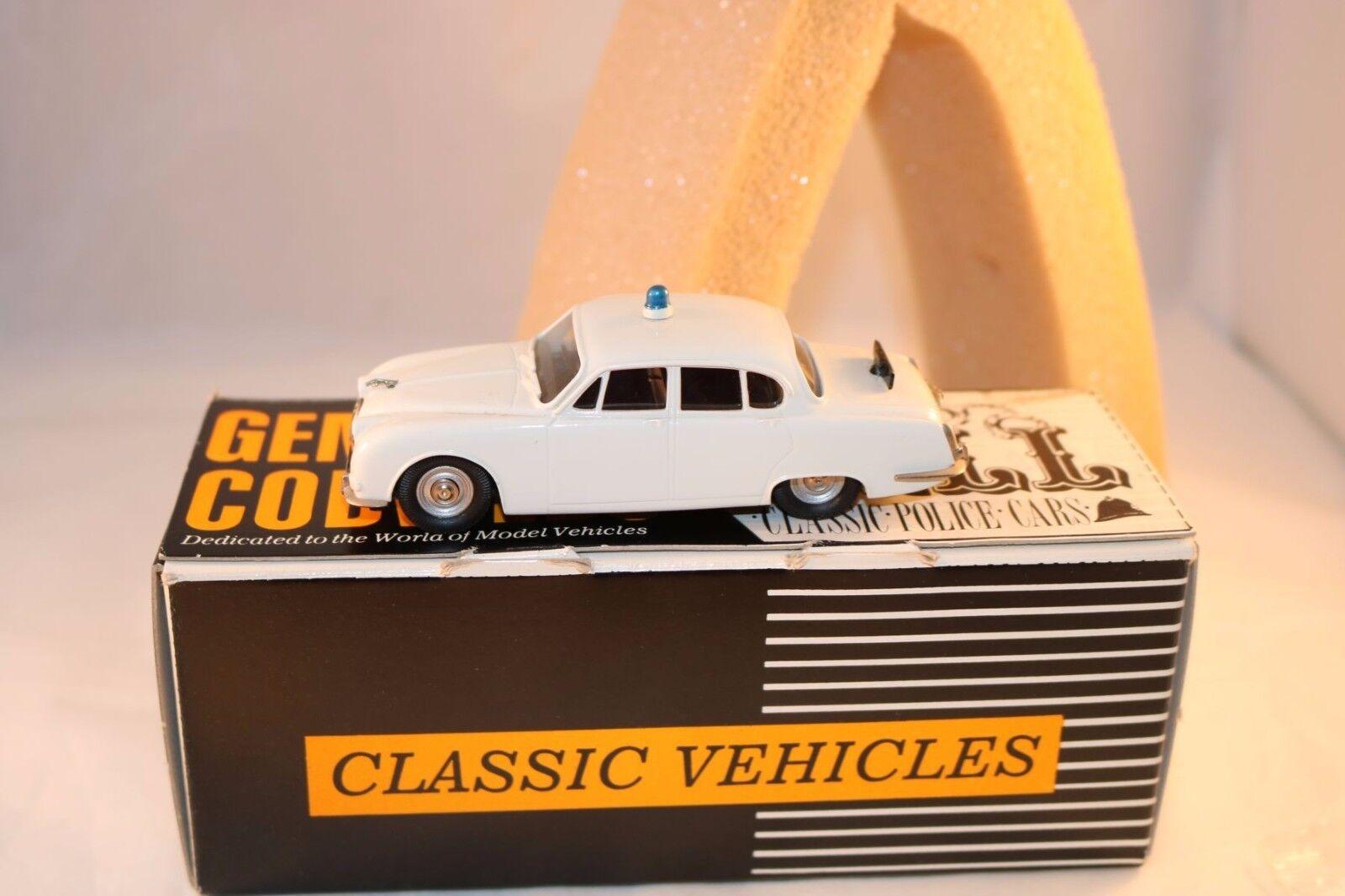 Gembs & spinnweben jaguar s type 1967 metropolitan verkehrswagen perfekt minze im kasten