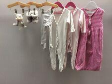 Baby Girls Bundle Of Clothes Age 9-12 Inc Jojo Maman Bébé TU Disney <C1228