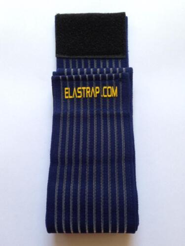 Tape bandage strip calf elastrap for maintaining the shins foot cushion