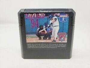 HardBall '94 (Sega Genesis, 1994) Authentic Tested
