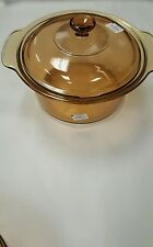 Visions 3.5 Liter Pot  Cookware  Glass Cooking Pasta Pot dutch oven