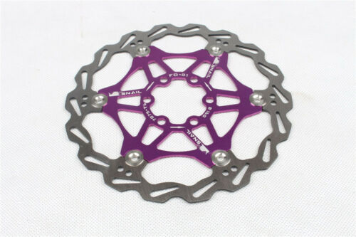 160mm//180//203mm MTB Fahrrad Scheibenbremse Bremsscheibe Wave Design Bremse Disc
