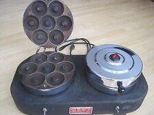 Vintage Ray Do-Nut Co Machine Commercial Greaseless Doughnut Maker Diner Antique
