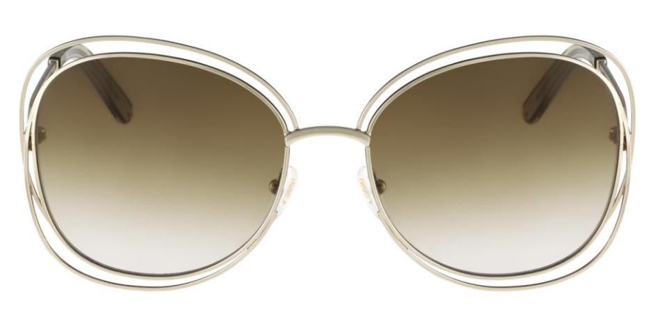 ! nuevas! Gafas de Sol Chloe Diseñador Lujo marco CE119S Carlina 733 Rrp. 250