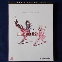 PS3 - Playstation ► Final Fantasy XIII-2 | 13-2  Das offizielle Buch ◄ piggyback
